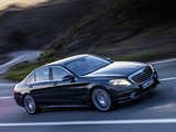 Pictures of Mercedes-Benz S 350 BlueTec AMG Sports Package (W222) 2013