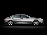 Pictures of Mercedes-Benz S 400 Hybrid (W222) 2013