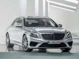 Pictures of Mercedes-Benz S 63 AMG (W222) 2013