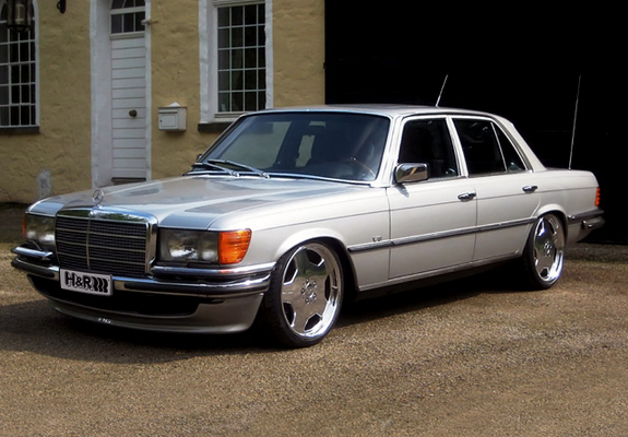 Pictures of h r amg 450 se v8 w116 for Mercedes benz 400 se