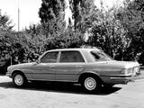Pictures of Mercedes-Benz S-Klasse Guard (W116)