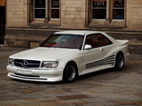 Koenig Mercedes-Benz 560 SEC (C126) wallpapers