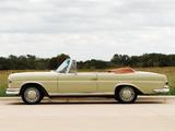 Mercedes-Benz 220 SE Cabriolet US-spec (W111) 1961–65 wallpapers