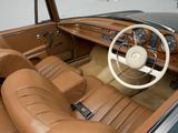 Mercedes-Benz 300 SE Cabriolet UK-spec (W112) 1962–67 wallpapers