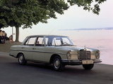 Mercedes-Benz S-Klasse (W108/109) 1966–72 wallpapers