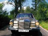Mercedes-Benz 280 S (W108) 1967–72 wallpapers