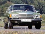 Mercedes-Benz 280 SE (W116) 1972–80 wallpapers