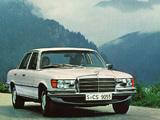 Mercedes-Benz 350 SE (W116) 1973–80 wallpapers