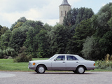 Mercedes-Benz S-Klasse (W126) 1979–91 wallpapers