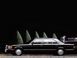 Mercedes-Benz S-Klasse (W126) 1979–91 wallpapers