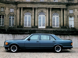 AMG 500 SEL (W126) 1982–85 wallpapers