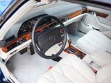 Caruna Mercedes-Benz 380 SEL 1985 wallpapers