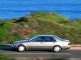 Mercedes-Benz 500 SEL (W140) 1991–93 wallpapers