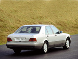 Mercedes-Benz 300 SD (W140) 1992–93 wallpapers