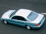 Mercedes-Benz S 320 (W220) 1998–2002 wallpapers