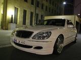 WALD Mercedes-Benz S-Klasse (W220) 2002–05 wallpapers