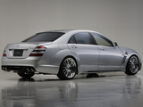 WALD Mercedes-Benz S 550 (W221) 2005–09 wallpapers