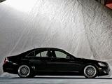 Inden Design Mercedes-Benz S 500 (W221) 2005–09 wallpapers