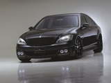 WALD Mercedes-Benz S 63 AMG (W221) 2006–09 wallpapers