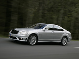 Mercedes-Benz S 63 AMG (W221) 2006–09 wallpapers