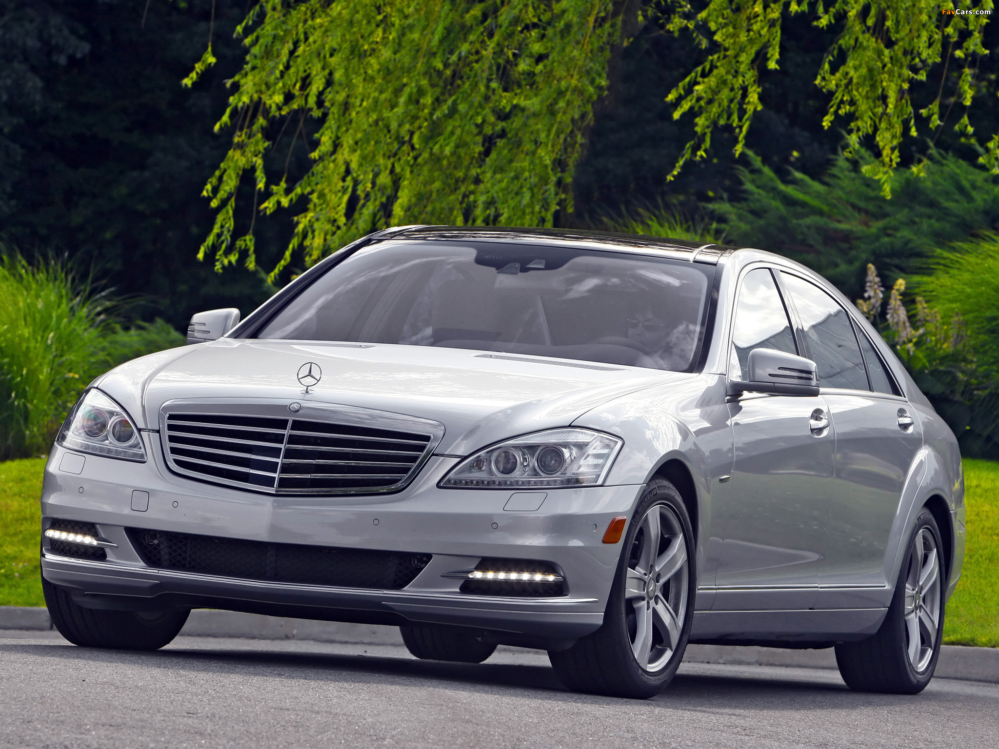 Mercedes-Benz S400 Hybrid: First Drive in the ... - ecomento