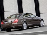 Mercedes-Benz S 350 BlueEfficiency (W221) 2010–13 wallpapers