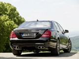 Mercedes-Benz S 63 AMG (W221) 2010–13 wallpapers