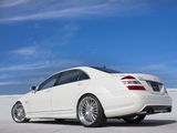 Renntech Mercedes-Benz S 65 AMG (W221) 2012–13 wallpapers