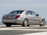 Mercedes-Benz S 400 Hybrid (W222) 2013 wallpapers