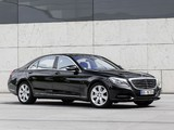 Mercedes-Benz S 500 Plug-In Hybrid (W222) 2013 wallpapers