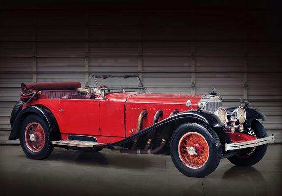 Mercedes benz ss sports tourer w06 1928 33 images for Mercedes benz ss