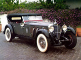 Mercedes-Benz SS Touring 1930 photos