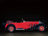 Pictures of Mercedes-Benz SS Sports Tourer (W06) 1928–33