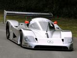 Photos of Sauber Mercedes-Benz C11 1990