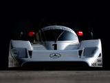 Pictures of Sauber Mercedes-Benz C11 1990