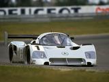 Pictures of Sauber Mercedes-Benz C291 1991