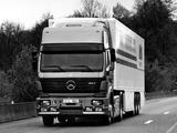 Mercedes-Benz SK1853 1988–98 pictures