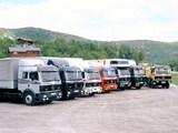 Mercedes-Benz SK-Series Trucks images
