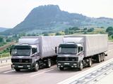 Mercedes-Benz SK-Series Trucks wallpapers