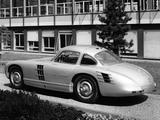 Images of Mercedes-Benz 300 SL Transaxle Prototype (W194) 1953