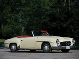 Images of Mercedes-Benz 190 SL US-spec (R121) 1955–63
