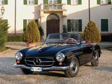 Images of Mercedes-Benz 190 SL (R121) 1955–62