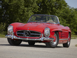 Images of Mercedes-Benz 300 SL US-spec (R198) 1957–63