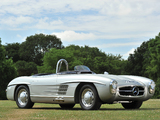 Images of Mercedes-Benz 300 SLS (W198) 1957