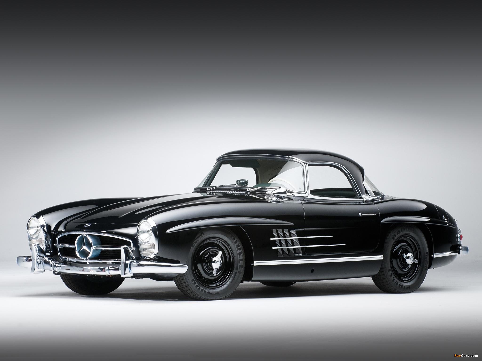 Images Mercedes Benz 300 Sl Us Spec R198 1957 63 267791
