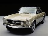 Images of Mercedes-Benz 230 SL (W113) 1963–67
