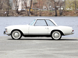 Images of Mercedes-Benz 230 SL US-spec (W113) 1963–67