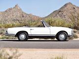 Images of Mercedes-Benz 250 SL (W113) 1966–68