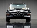 Images of Mercedes-Benz 280 SL US-spec (W113) 1967–71