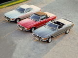 Images of Mercedes-Benz SL-Klasse (R107) 1971–89